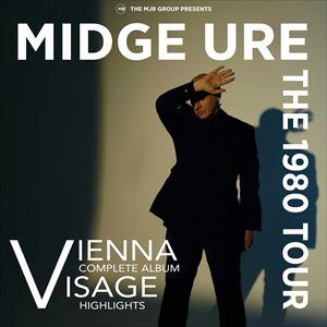 Midge Ure - Vienna & Visage - 1980 Tour