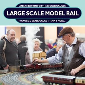 Midlands Garden Rail Show - Large Scale Model Rail