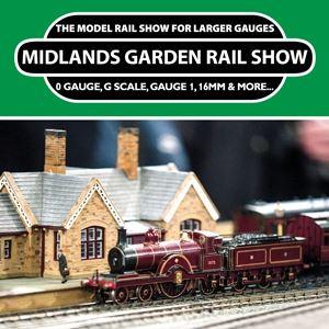 Midlands Garden Rail Show