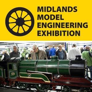 Midlands Model Engineering Exhibition 2018