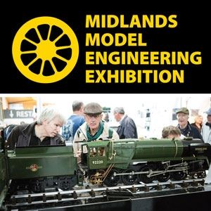 Midlands Model Engineering Exhibition 2019