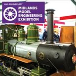 Midlands Model Engineering Exhibition 2017