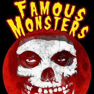Misfits Tribute - Famous Monsters plus support