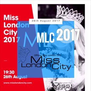 Miss London City 2017 National Grand Finals