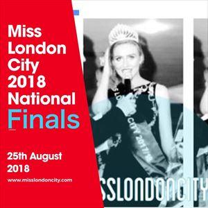 Miss London City 2018 National Finals