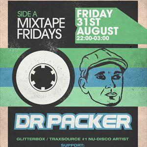Mixtape Fridays Res. Dr Packer (Glitterbox)