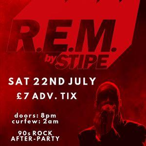 MK11 Presents: Stipe - R.E.M Tribute