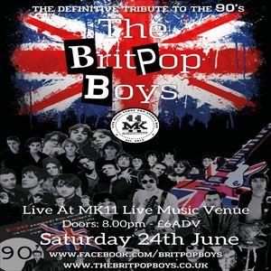 MK11 Presents: The Brit Pop Boys
