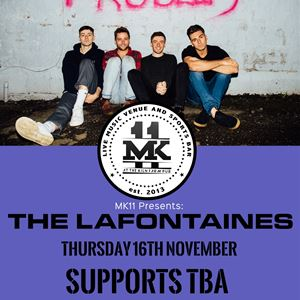 MK11 Presents: The Lafontaines