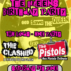 MK11 Presents: The Pistols & The Clashed