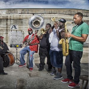 MK11 Summer Party: Hot 8 Brass Band