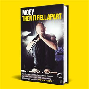 Moby - Then It Fell Apart Book Launch