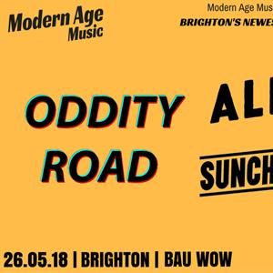 Modern Age Brighton w/ Oddity Road