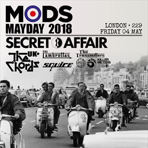 MODS MAYDAY 2018