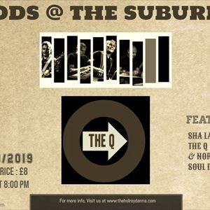 Mods @ The Suburbs