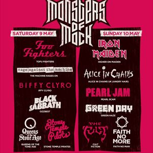 Monsters Of Mock Saturday
