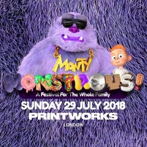 Monstrous Festival For Kids