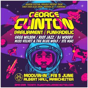 Moovin-In: George Clinton Parliament Funkadelic