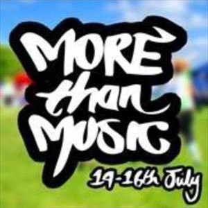 More Than Music Festival - Weekend Ticket