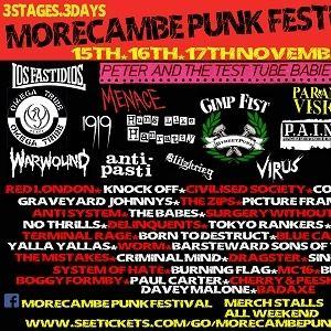 Morecambe Punk Festival