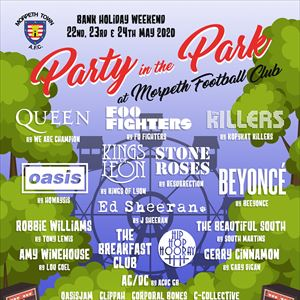 MORPETH PARTY IN THE PARK 2020