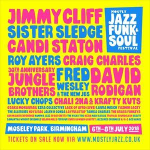 Mostly Jazz Funk & Soul Festival 2018