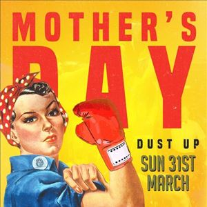 Mother's day white collar boxing