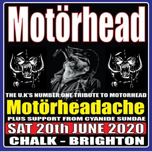 Motorheadache + Support