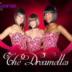 Motown Tribute night with the Dreamettes