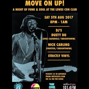 Move On Up with Dusty Du & Nick Carling
