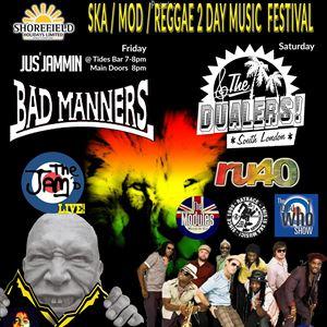 Mr Kyps Ska MOD Reggae Festival Weekender