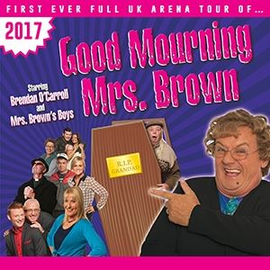 Good Mourning Mrs Brown