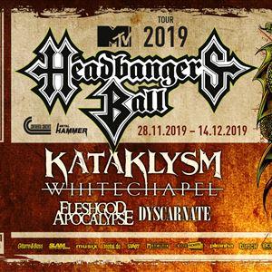 MTV Headbangers Ball Tour 2019