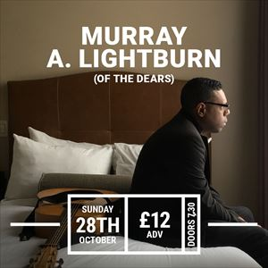 Murray A. Lightburn (Of The Dears)