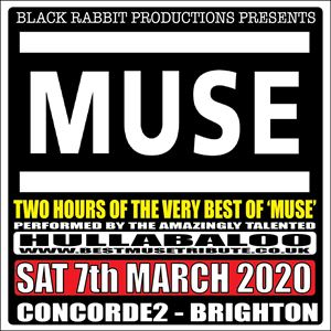 Muse Tour 2020.Muse Performed By Hullaballoo Tickets 2020 Muse