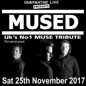 Mused (A Tribute To Muse)