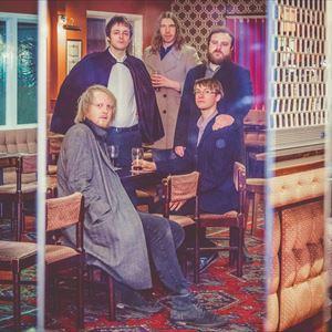 Mysteron (EP Launch) // Café Totem