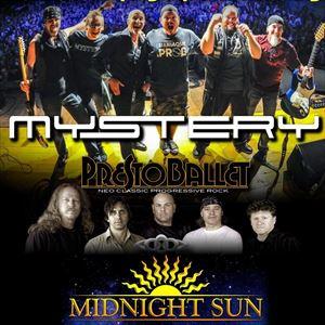 Mystery + Presto Ballet  + Midnight Sun