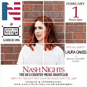 Nash Nights Feat. Laura Oakes