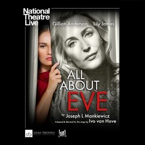 National Theatre Live: All About Eve (12A)
