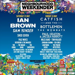 Neighbourhood Weekender - Sunday