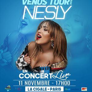 NESLY - VENUS TOUR 2019