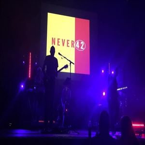 Never 42 Level 42 Tribute At the Station