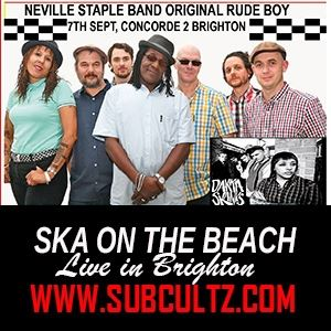 Neville Staple Band and Dakka Skanks - Brighton