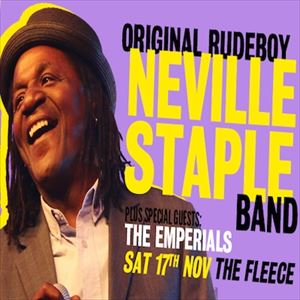 Neville Staple Band + The Emperials