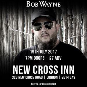 New Cross Inn Presents : Bob Wayne