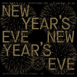 New Year's Eve at Spiritland