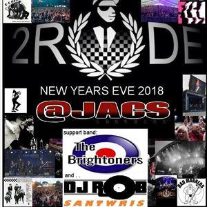2RUDE, The Brightoners and DJ Rob Santwris