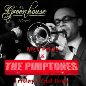Nick Pride And The Pimptones Live
