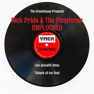 Nick Pride & the Pimptones UNPLUGGED YMCA Show